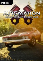 Automation - The Car Company Tycoon Game скачать торрент игру