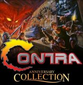 Contra Anniversary Collection игра с торрента