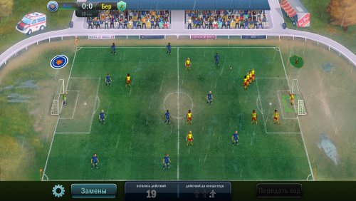 Football, Tactics & Glory (2018) PC