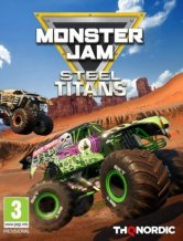 Monster Jam Steel Titans игра торрент