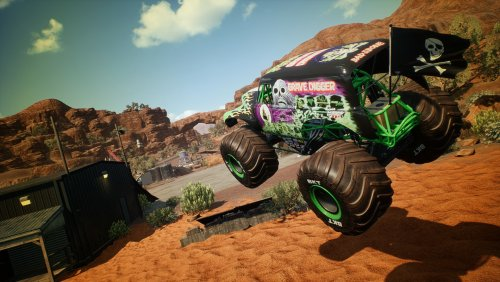 Monster Jam Steel Titans (2019) PC Лицензия