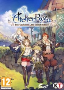 Atelier Ryza: Ever Darkness & the Secret Hideout (2019) торрент