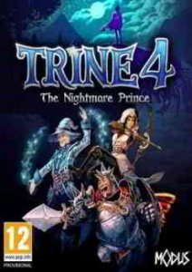 Trine 4: The Nightmare Prince (2019) торрент