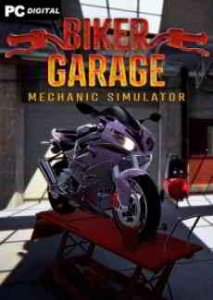 Biker Garage: Mechanic Simulator (2019) торрент