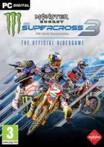 Monster Energy Supercross - The Official Videogame 3 игра с торрента