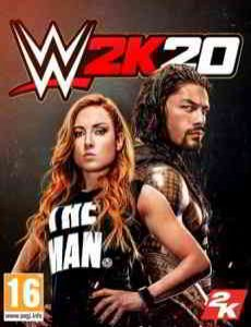 WWE 2K20 - Digital Deluxe (2019) торрент