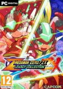 Mega Man Zero/ZX Legacy Collection игра с торрента