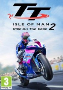 TT Isle of Man Ride on the Edge 2 игра с торрента