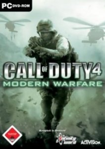 Call of Duty 4: Modern Warfare игра торрент