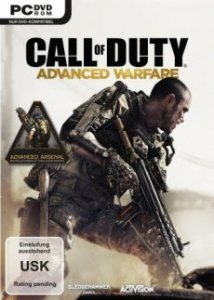 Call of Duty: Advanced Warfare игра с торрента