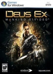 Deus Ex: Mankind Divided - Digital Deluxe Edition игра с торрента