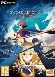 SWORD ART ONLINE Alicization Lycoris игра с торрента