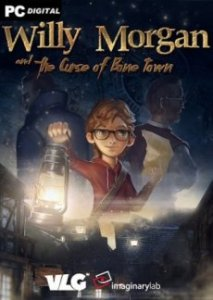 Willy Morgan and the Curse of Bone Town игра с торрента
