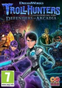 Trollhunters: Defenders of Arcadia игра с торрента