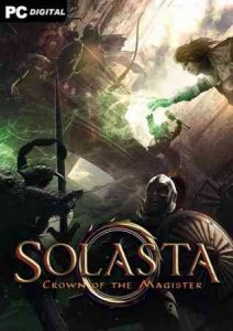 Solasta: Crown of the Magister игра с торрента