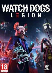 Watch Dogs: Legion - Ultimate Edition (2020) торрент