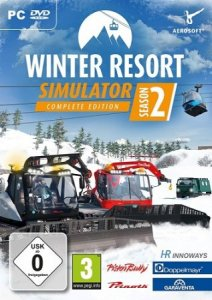 Winter Resort Simulator Season 2 игра торрент
