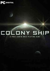 Colony Ship: A Post-Earth Role Playing Game игра с торрента